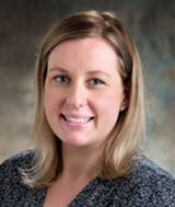 HARC scholar Amy Bisson from the CEC will study multi-drug resistant organisms.