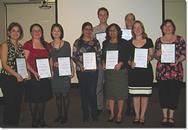 Presentation day for the RACP / CEC, Clinical Practice Improvement Pilot Program